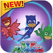The Pj SuperHero Masks Games