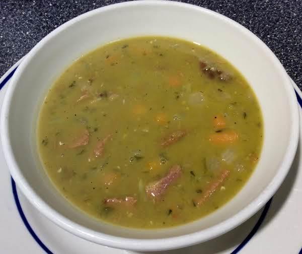 Soupe Aux Pois (pea Soup)
