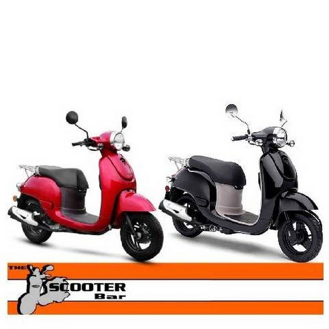 The Scooter Bar - Specialist's In Electric & Petrol Powered