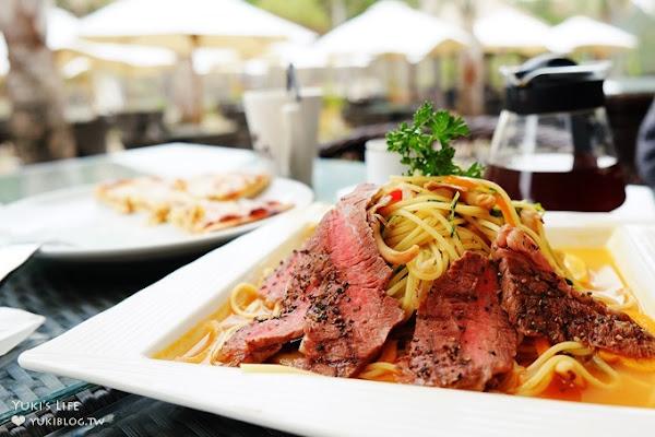 新竹竹東庭園咖啡【莫內咖啡】峇里島南洋風景觀餐廳×親子與車聚熱門餐廳