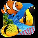 Sim Aquarium Live Wallpaper icon