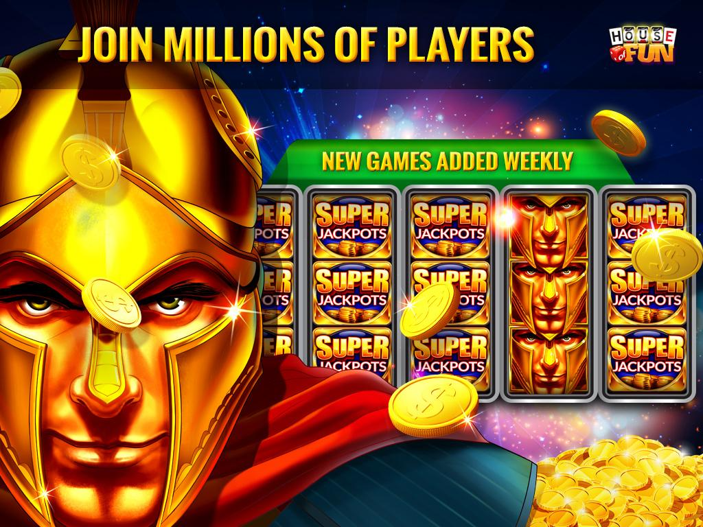 House of Fun Slots Casino- screenshot