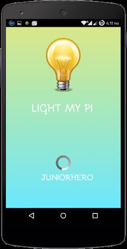 LightMyPi