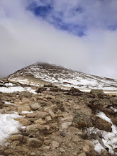 Photo: At the foot of Mt Lady Washington