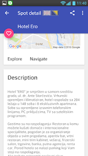 Mostar City Guide- screenshot thumbnail