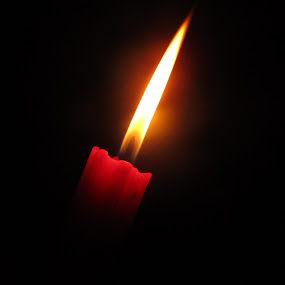 Candle by Divya Balaji - Artistic Objects Other Objects ( candle )