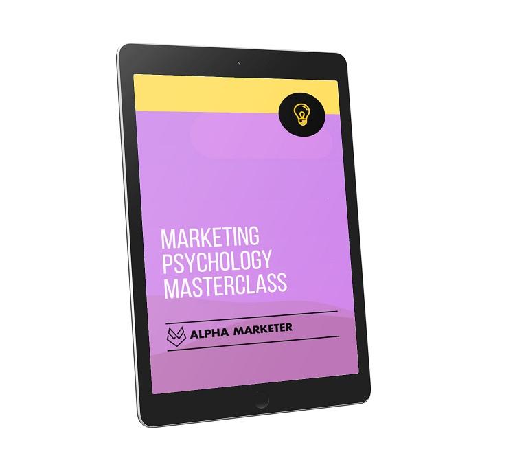 Marketing Psychology Masterclass