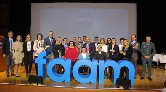 Premios FAAM por el Día de las Personas con Discapacidad