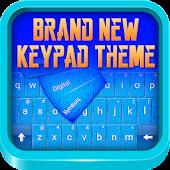 Brand New Keypad Theme