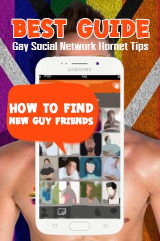免费Hornet同性恋聊天建议