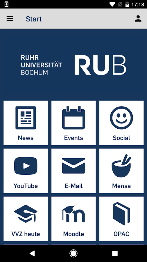 RUB Mobile- screenshot