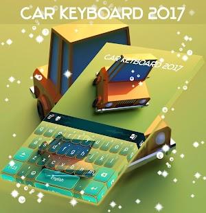 Auto klávesnice 2017 - náhled
