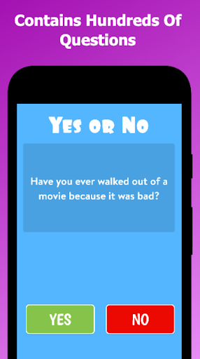 Yes or No apktram screenshots 1