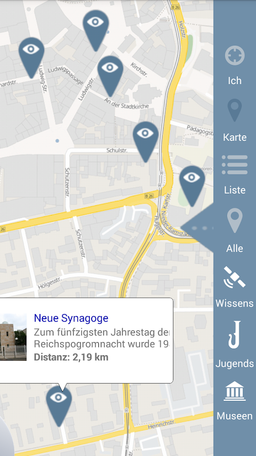 Darmstadt – Screenshot