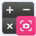 Calculator Pro – Solve math by CAMERA icon