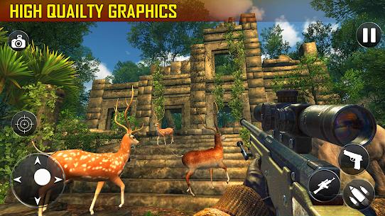 Wild Dinosaur Hunter Simulator:Free Shooting Games 7