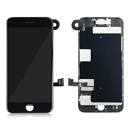 iPhone 8 komplett LCD skärm med smådelar OEM