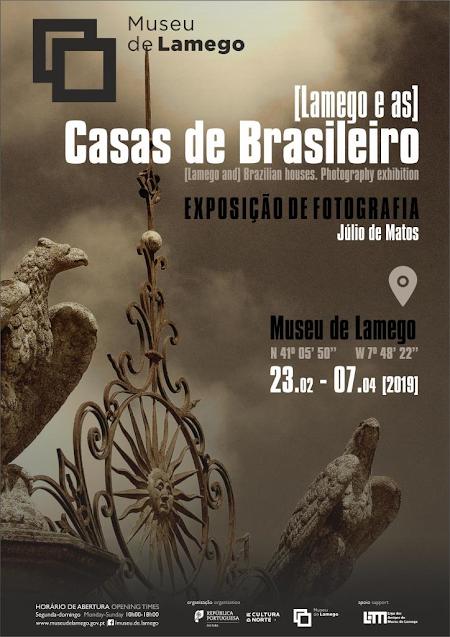 """""""Casas de Brasileiro"""" no museu agora até 14 de abril"""