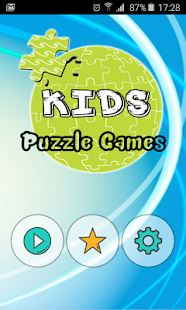 Kids Puzzle Games- screenshot thumbnail