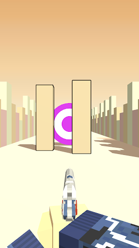 Gun Shooter - Challenge your best shooting Timing - screenshot