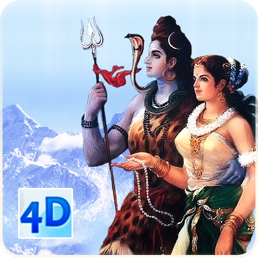 4D Shiv Parvati Live Wallpaper - Apps on Google Play