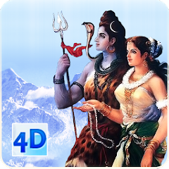 Download 4d Shiv Parvati Live Wallpaper For Free Latest 42 Version