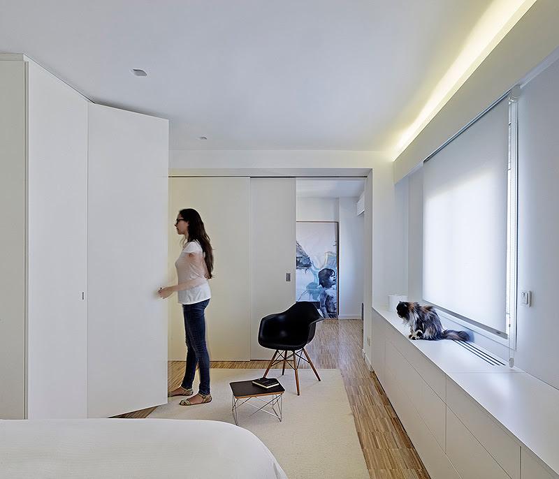 Reforma del piso Heraklith en Vigo - Castroferro Arquitectos