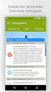 Endomondo - Laufen & Gehen Screenshot