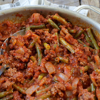 Ground Beef Rice Green Beans Recipes.