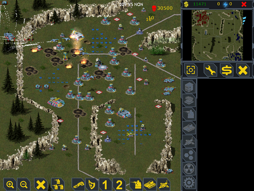 RedSun RTS: Strategy PvP  screenshots 9