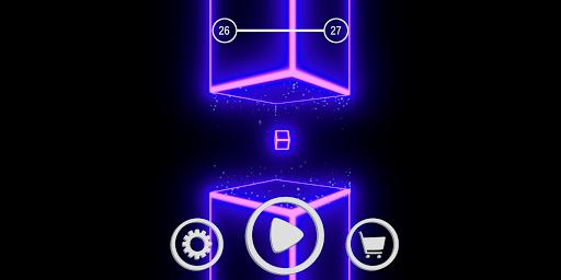 Glow Jump 1.9 screenshots hack proof 1