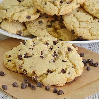 Chocolate Chip Cake Mix Cookie