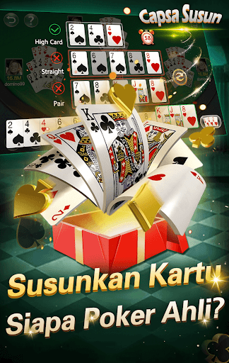 Download Capsa susun poker bonus remi gaple domino online ...