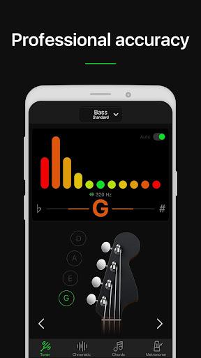 Guitar Tuner Pro- Tune your Guitar, Bass, Ukulele 1.03.03 screenshots 3