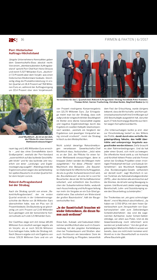 a3 DAS BAUMAGAZIN- screenshot
