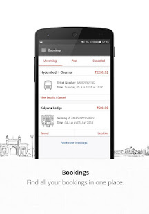 AbhiBus – Online Bus Ticket Booking, Hotel Booking 7