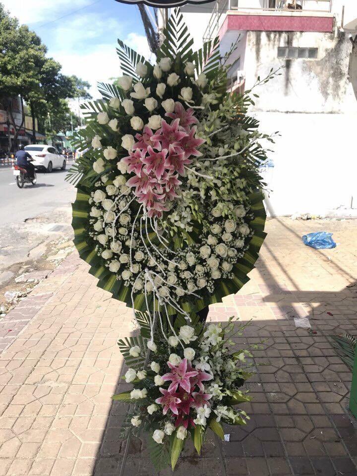 Lý do lên chọn shop vòng hoa flowershop.com.vn