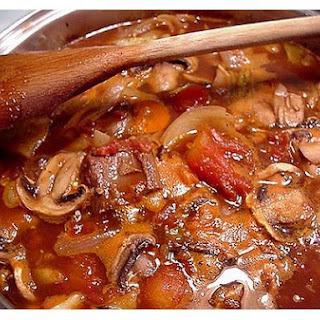 Garlic Pot Roast.