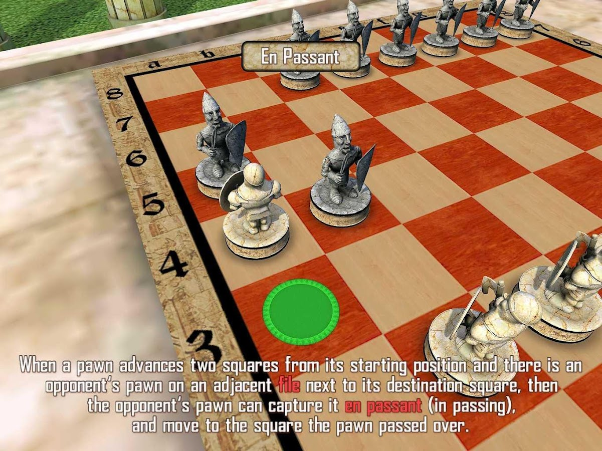 Warrior Chess- screenshot