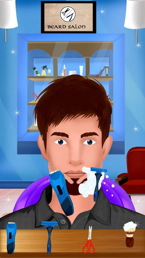 Beard barber salon free android apps on google play - Barber vs hair salon ...