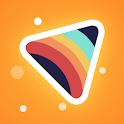 Trigon 1010! Triangle Block  Match Puzzle Game icon
