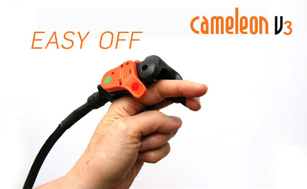Chameleon Finger throttle Version 3