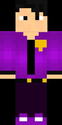 Purple Guy EnchantedMob
