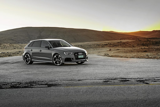 Audi Rs3 Sportback The Rs Should Stand For Rocket Ship It S That