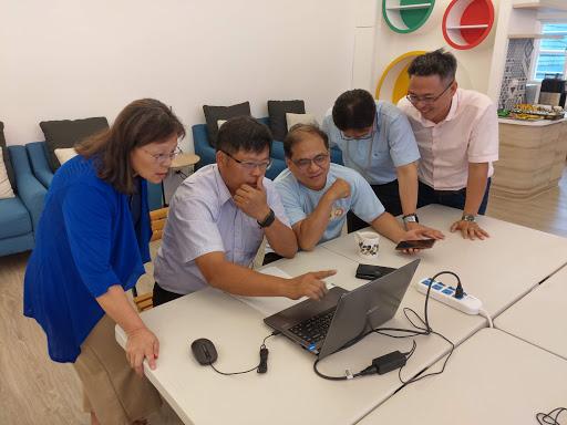 1080524校長科技領導研習在同榮—自由軟體