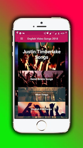 Download English Songs & Music Video : Top Songs 2018 Google
