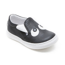 Step2wo Boggle Boy - Eye Skater SLIP ON