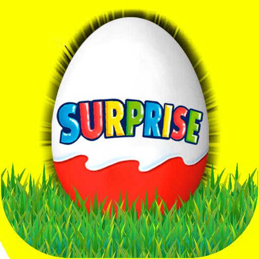 Surprise Eggs Factory 休閒 App LOGO-硬是要APP