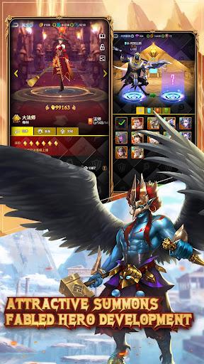 Idle Mythos screenshot 3