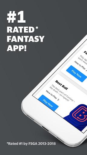 Yahoo Fantasy Sports - #1 Rated Fantasy App 10.11.3 screenshots 1